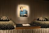 立川談志さんの『お別れの会』で飾られた遺影と祭壇 (c)Tomohiro Akutsu