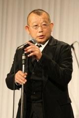 立川談志さんの『お別れの会』に参列した笑福亭鶴瓶 (c)Tomohiro Akutsu