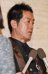 立川談志さんの『お別れの会』に参列した三遊亭円楽 (C)ORICON DD inc.