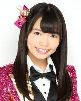 暫定16位 HKT48渕上舞(C)AKS