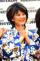 『NAONのYAON 2016』に出演した水谷千重子 (C)ORICON NewS inc.