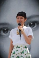 1stアルバム『Selfish』(6月22日発売)リリース記念イベントを開催した前田敦子 (C)ORICON NewS inc.
