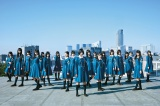 4月6日に鮮烈なデビューを飾った欅坂46
