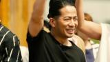 『サントリー ザ・モルツ』のTVCM最新作「夏だ!いきなり!」篇に出演するHIRO