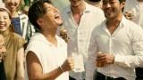 『サントリー ザ・モルツ』のTVCM最新作「夏だ!いきなり!」篇に出演するSHOKICHI