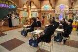 """3人の""""先生""""が同時に教壇に立つのは、番組初(C)テレビ朝日"""