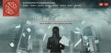 謎のサイト『THE AKIBA PAPERS』の画面キャプチャ