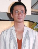 作家業に意欲を見せた劇団EXILE・秋山真太郎 (C)ORICON NewS inc.