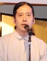 キノブックス『第1回 ショートショート大賞』授賞式に出席したピース・又吉直樹 (C)ORICON NewS inc.