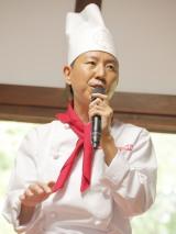 「大覚寺カフェ」二年目プロジェクトが始動!in大覚寺 記者会見に出席したチュートリアル・福田充徳