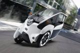 トヨタの新型モビリティ「 i-ROAD」