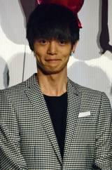 『MARS(マース)〜ただ、君を愛してる〜』初日舞台あいさつに登壇した窪田正孝 (C)ORICON NewS inc.
