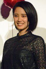 『MARS(マース)〜ただ、君を愛してる〜』初日舞台あいさつに登壇した山崎紘菜 (C)ORICON NewS inc.