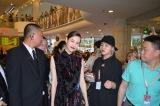 『第19回上海国際映画祭』パノラマ部門の正式招待作品として6月17日に『高台家の人々』が上映され、水原希子が舞台を行った。