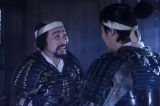 NHK大河ドラマ『真田丸』第24回「滅亡」より。小田原城で信繁は意外な人物と再開(C)NHK