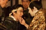 NHK大河ドラマ『真田丸』第24回「滅亡」より。信繁は、正信、江雪斎から頼まれ、氏政の説得に向かうが…  (C)NHK