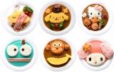 サンリオキャラクターによる「カレー総選挙」開催! (c)2016 SANRIO CO., LTD.