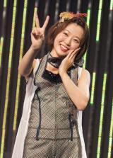 NMB48の15thシングルで5年ぶり2度目の単独センターを務める渡辺美優紀(C)NMB48