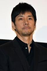 映画『クリーピー 偽りの隣人』トークショーに登場した西島秀俊 (C)ORICON NewS inc.
