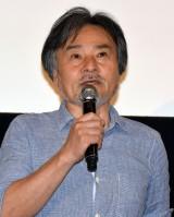 映画『クリーピー 偽りの隣人』トークショーに登場した黒沢清監督 (C)ORICON NewS inc.