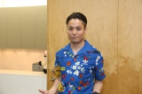 6月29日放送、テレビ朝日系『くりぃむVS林修!早押しクイズサバイバー』でクイズ番組に初出演するFISHBOY(C)テレビ朝日