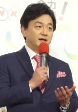 リオデジャネイロオリンピック現地キャスターを務めるNHK阿部渉アナ (C)ORICON NewS inc.