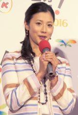 リオデジャネイロオリンピック現地キャスターを務めるNHK佐々木彩 (C)ORICON NewS inc.
