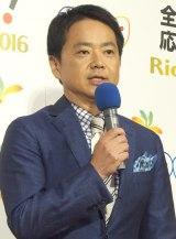 リオデジャネイロオリンピック現地キャスターを務めるNHK三瓶宏志アナ (C)ORICON NewS inc.