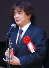 「第25回日本映画批評家大賞」授賞式に出席したレベルファイブ日野晃博氏 (C)ORICON NewS inc.
