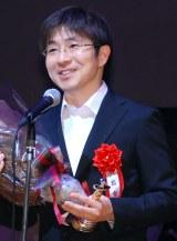 「第25回日本映画批評家大賞」授賞式に出席した橋本昌和 (C)ORICON NewS inc.