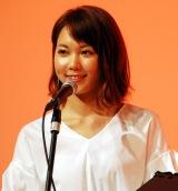 ABC女性アナウンサーとしては初めて『熱闘甲子園』のキャスターを務めるヒロド歩美アナ (C)ORICON NewS inc.