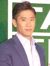 「タグ・ホイヤー」アンバサダーに就任した香川真司選手 (C)ORICON NewS inc.