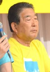 日本テレビ『24時間テレビ39 愛は地球を救う』の制作発表会見に出席した徳光和夫 (C)ORICON NewS inc.
