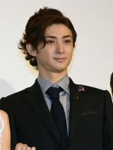 映画『嫌な女』公開初日舞台あいさつに登壇した古川雄大 (C)ORICON NewS inc.