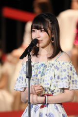 『第8回AKB48選抜総選挙』第6位はHKT48&AKB48の宮脇咲良 (C)AKS