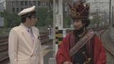 6月26日放送、NHK・BSプレミアム『小林賢太郎テレビ8』に片桐仁(右)が登場し、ラーメンズが7年ぶりに復活(C)NHK