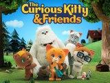 「こまねこ」が世界向けにリメイク『The Curious Kitty & Friends(原題)』邦題:『ワクワクこまちゃん(仮題)』(C)2016 Amazon.com,Inc. or its affiliates All Rights Reserved(C)TYO/dwarf・Komaneko Film Partners