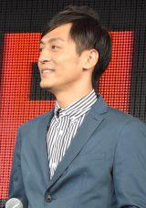NETFLI×特別プレゼンテーション&イベントに出席したとろサーモン・村田秀亮 (C)ORICON NewS inc.