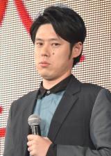 NETFLI×特別プレゼンテーション&イベントに出席した井下好井・好井まさお (C)ORICON NewS inc.