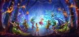 ミュージカルショー『アウト・オブ・シャドウランド』イメージ(C)Disney