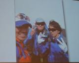 ヒロミは息子2人との富士山登山の写真を公開(C)ORICON NewS inc.