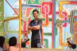 香川真司、アモーレは「いません」=日本代表プロサッカー選手・香川真司(ボルシア・ドルトムント所属)が7月14日放送のフジテレビ系バラエティ番組『VS嵐 夏の豪華2本立てSP』(後7:00)に出演