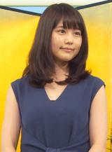 NHK来春朝ドラ『ひよっこ』のヒロインに決定した有村架純 (C)ORICON NewS inc.