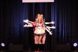 パフォーマンスの様子=人気シリーズ『美少女戦士セーラームーン』の公式ファンクラブ限定イベント『うさぎ&ちびうさBirthday Special Night』
