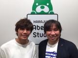 対談を行った(左から)プロサッカー選手・柏木陽介選手、元プロ野球選手・里崎智也氏