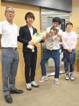 (左から)大竹まこと、瀧上伸一郎、ちゅうえい、光浦靖子 (C)ORICON NewS inc.
