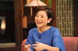 関西テレビで7月2日、フジテレビで7月3日放送の『さんまのまんま』ゲストは三田寛子(C)関西テレビ