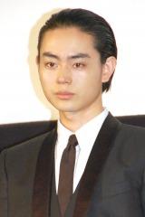 映画『セトウツミ』初日舞台あいさつに出席した菅田将暉 (C)ORICON NewS inc.