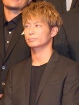 映画『HiGH&LOW THE MOVIE』完成披露プレミアイベントに出席した黒木啓司 (C)ORICON NewS inc.