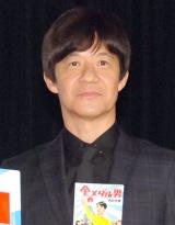 20年ぶりに執筆した小説『金メダル男』刊行記念トークイベントに出席した内村光良 (C)ORICON NewS inc.